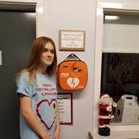 Cody's Defibrillator Campaign